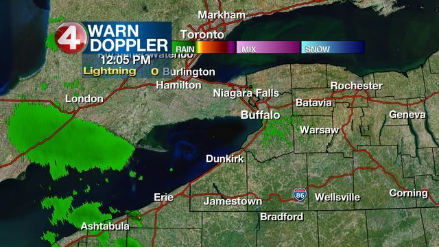 Interactive 4 Warn Doppler Radar