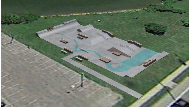 Niagara Falls to build skate park with funds from Tony Hawk Foundation