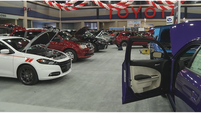 Buffalo Auto Show Gets More Love From Carmakers - Buffalo car show