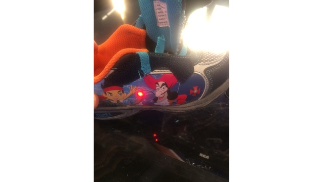 d7e56c7c637 Payless removes toddler shoes from store shelves after catching fire