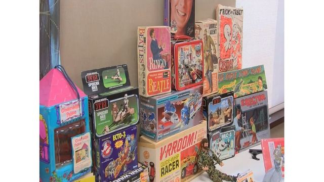 Toy dealer hits Buffalo, turns locals trash into treasure