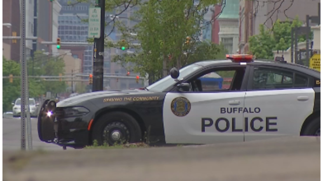 Divide within the Buffalo Police union