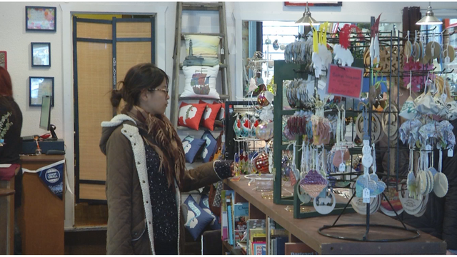 Elmwood Avenue stores gear up for Small Business Saturday
