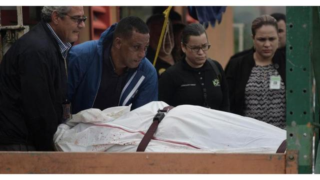 Puerto Rico fears post-Maria murder surge after 32 killed in 11 days