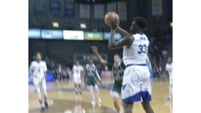 Historic season for UB Men's Hoops continues