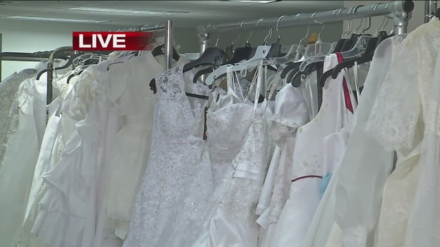 Goodwill of WNY to hold bridal sale