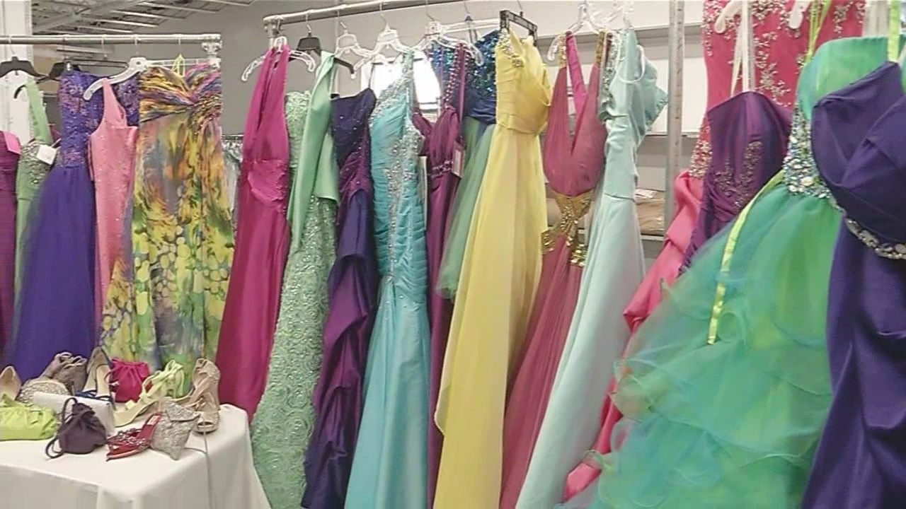 Colvin Cleaners launches 13th annual Gowns for Prom campaign