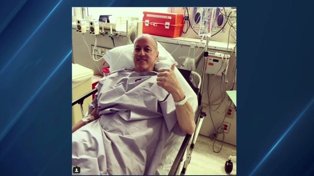 Jim Kelly making 'solid progress' in his recovery from surgery