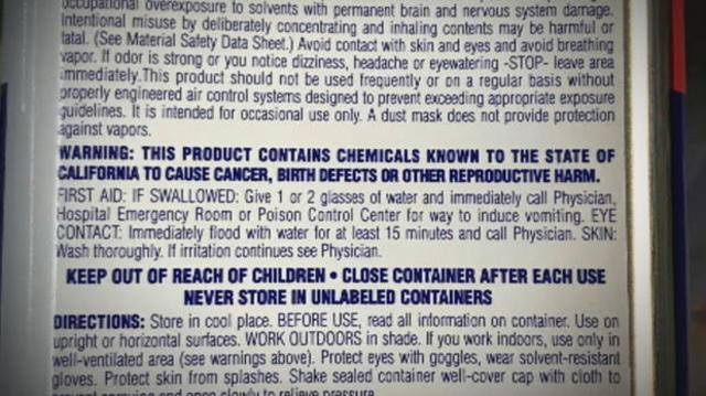 d4972f04ec Deaths linked to a common paint stripper chemical go back decades ...