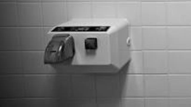 Bathroom hand dryers spray feces particles on your hands, study says