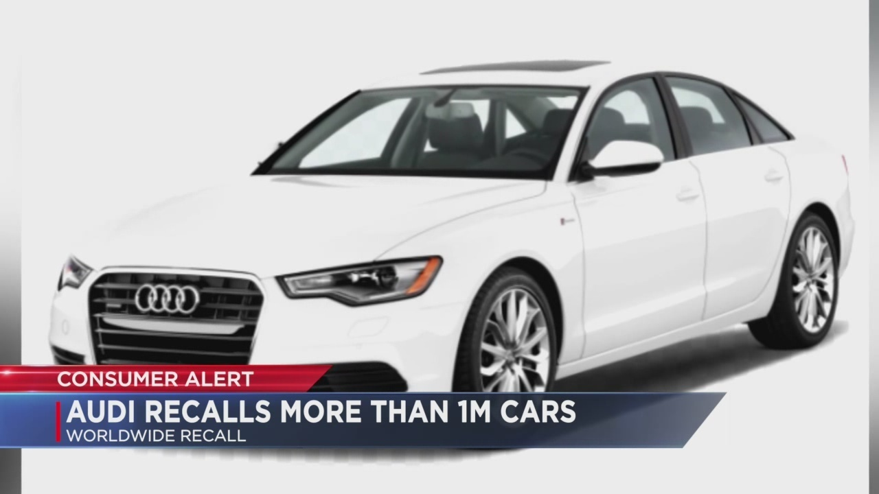 Audi Recalls About M Vehicles Coolant Pumps Can Overheat - Audi recall