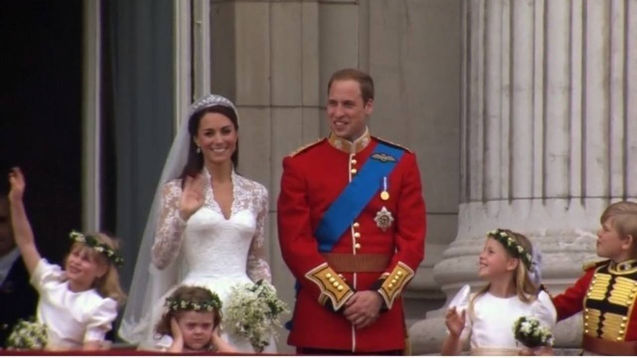 Prince William and Kate celebrate 7th wedding anniversary