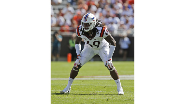 Jordan Poyer excited to play with rookie Tremaine Edmunds