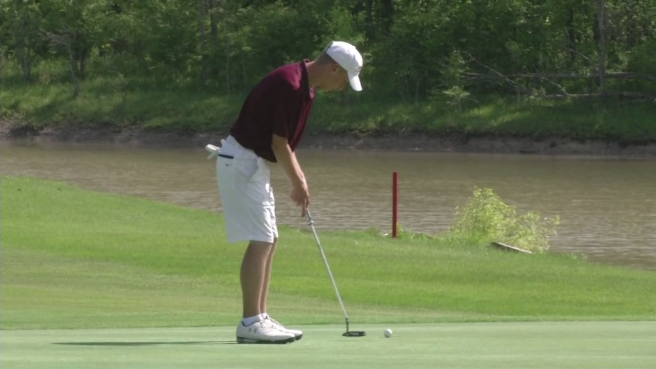 OP's Ben Spitz wins Section VI individual title, Quakers claims team championship