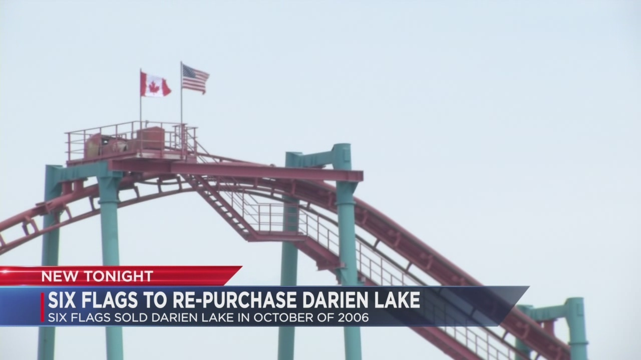 0a7d70808789 Six Flags to purchase Darien Lake