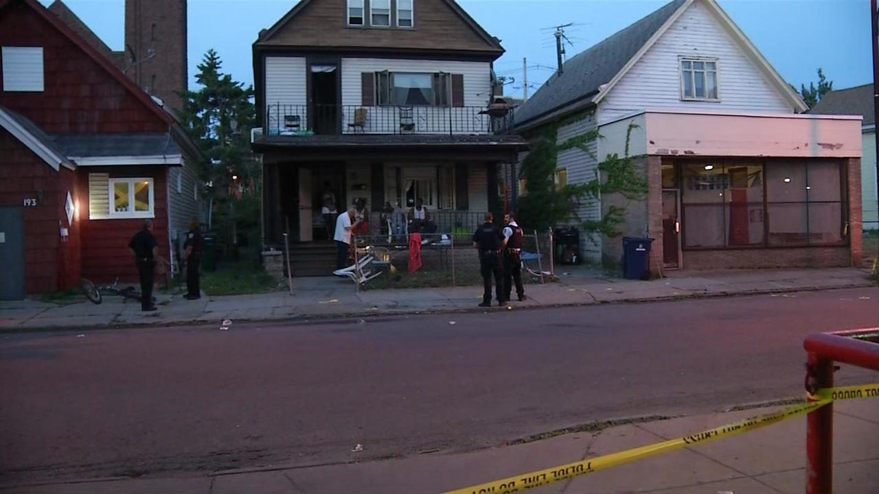Report: Shooting at home on Lombard street in Buffalo
