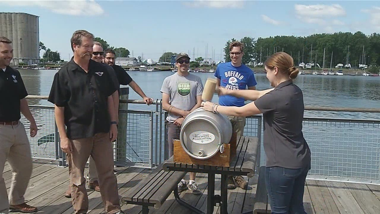 Buffalo Brewers Festival to take place at Canalside