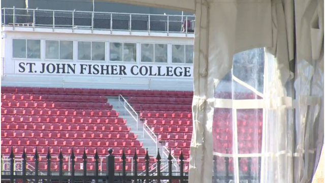 Prep ahead of schedule for Bills camp at St. John Fisher
