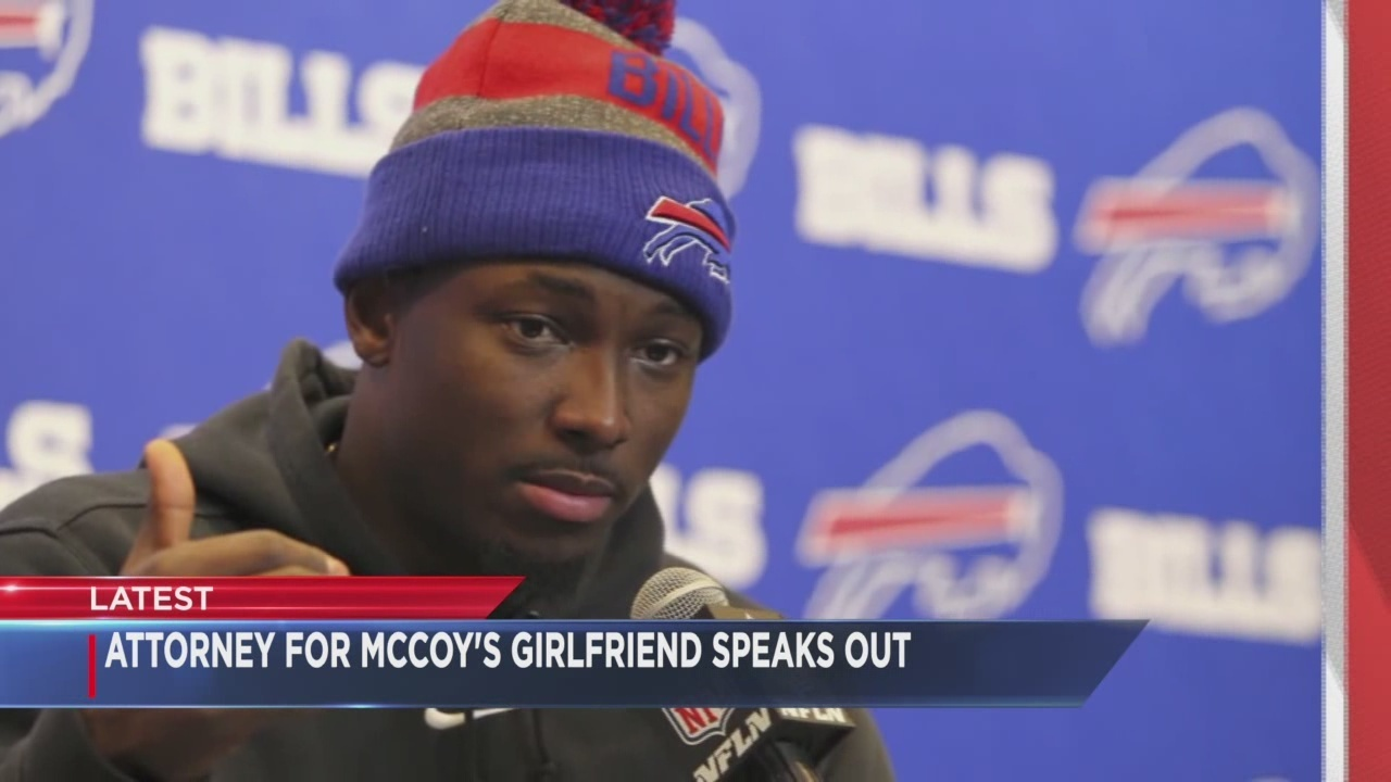 """LeSean McCoy's ex-girlfriend """"very much afraid"""" after brutal attack, attorney says"""