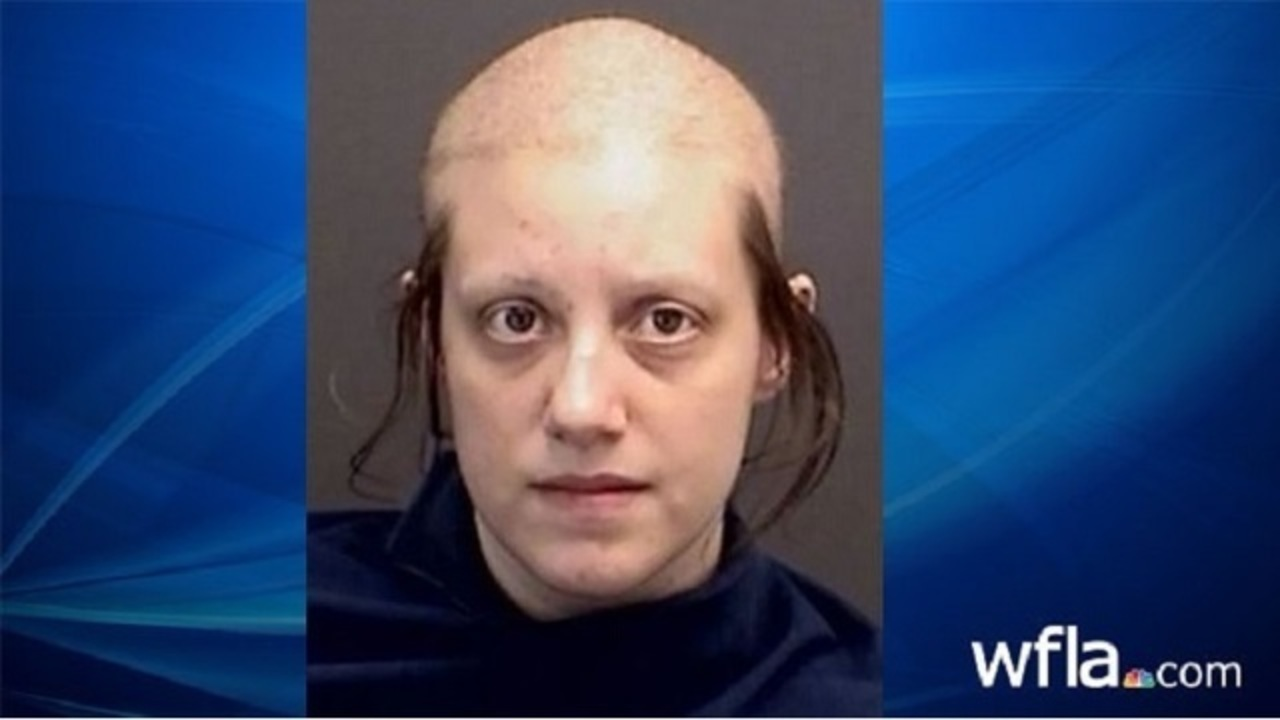 Woman arrested for sending meth to killer in prison