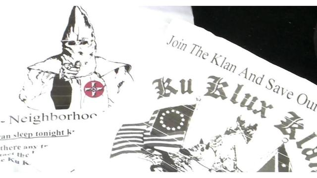 New York governor launches probe into Ku Klux Klan flyers