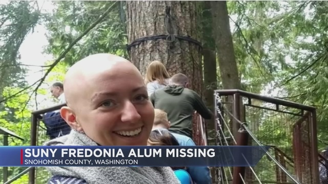 Search suspended for SUNY Fredonia grad Samantha Sayers