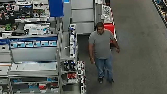 Town of Hamburg Police looking for suspect in theft from Best Buy