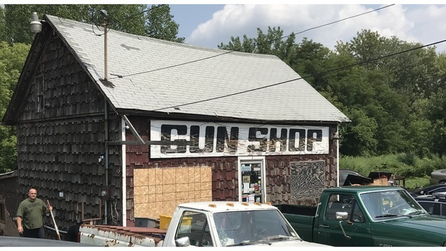 Deputies: 35 to 40 guns stolen from Parma shop, seventh burglary in 11 years