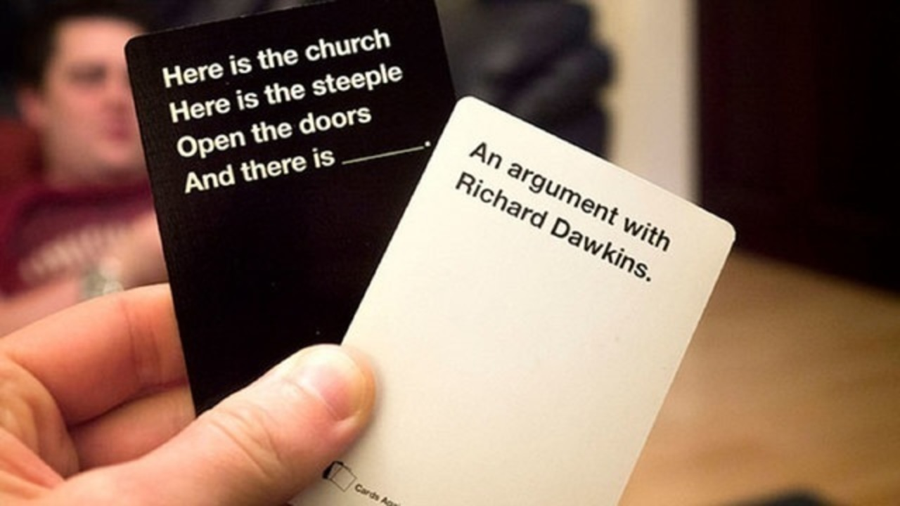 Cards Against Humanity hiring writers, paying $40/hr