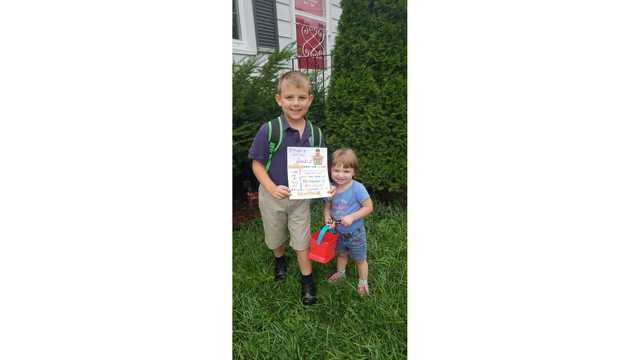 Ethan (2nd grade) and Emma (2 years old). Ethan goes to South Buffalo Charter School._1536078388586.jpg.jpg