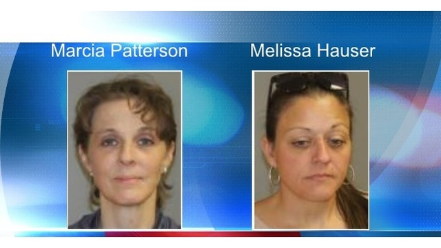 Two West Seneca sisters charged with burglary