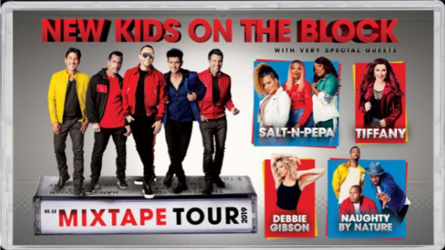 New Kids on the Block coming to KeyBank Center