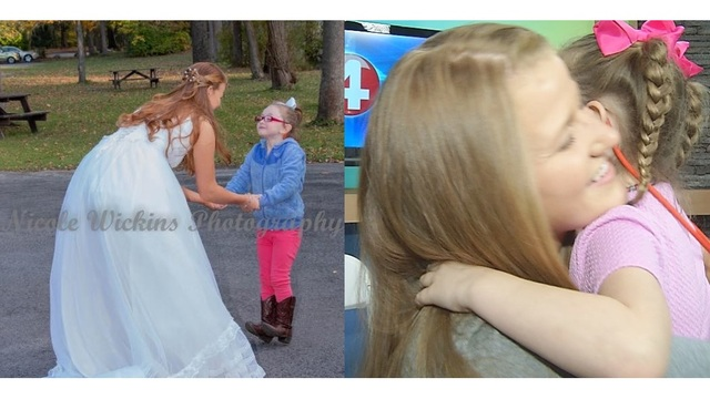 a7f743f835d Girl with autism who mistook bride for Cinderella could meet all the Disney  princesses