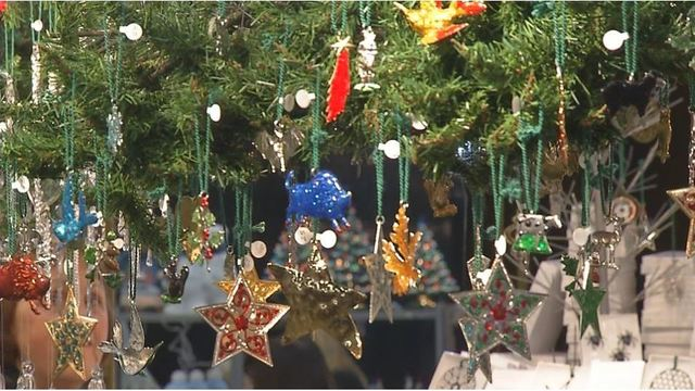 Principal on leave for banning Christmas decorations at school