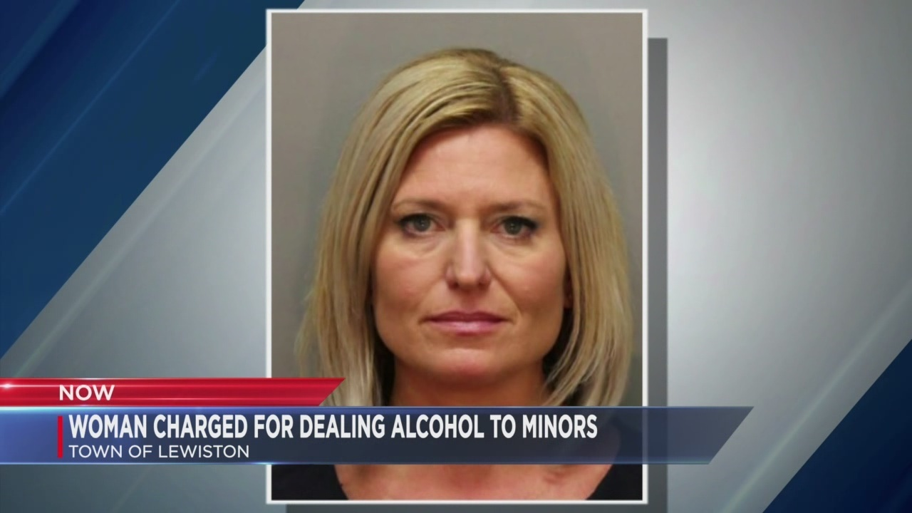 lewiston woman charged with supplying kids with alcohol