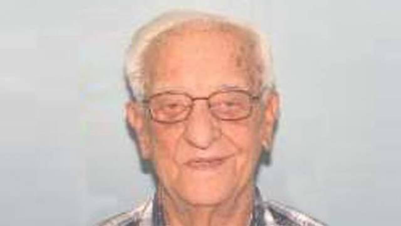 Police in Ohio looking for missing 90-year-old man