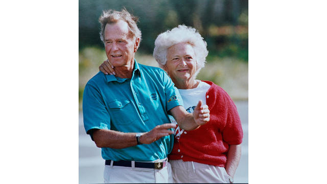 The Unique And Loving Marriage Of George H W And Barbara Bush