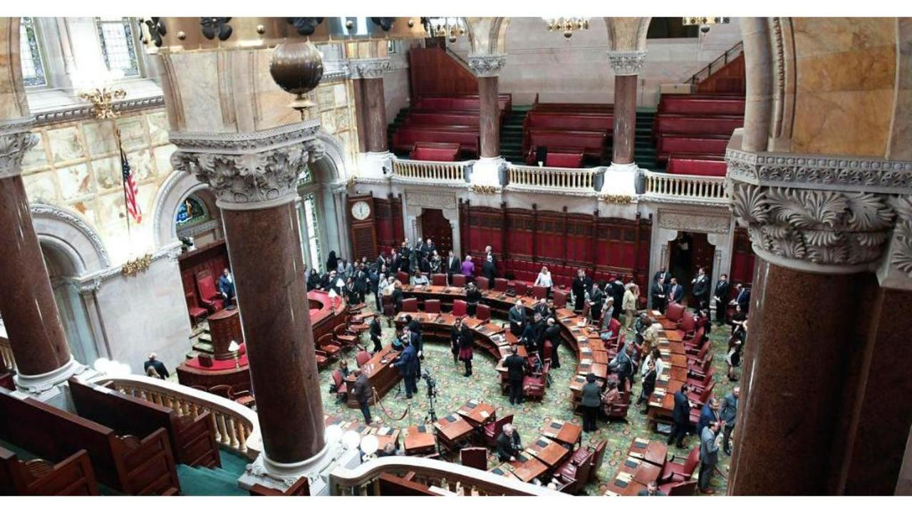 New York legislature passes historic anti-transgender ...