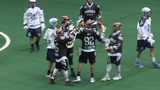 Bandits' winning streak snapped in 18-13 loss to Rochester