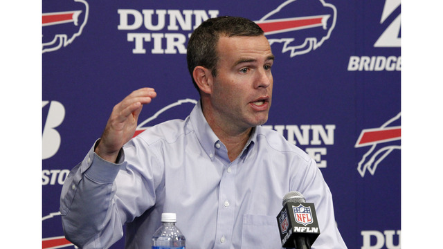 Season Ticket Holders Get Letter from Bills GM
