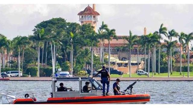 Watchdog: Trump's 4 Mar-a-Lago trips in 2017 cost taxpayers $14 million