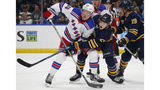 Sabres Lose Momentum, Fall to Rangers 6-2