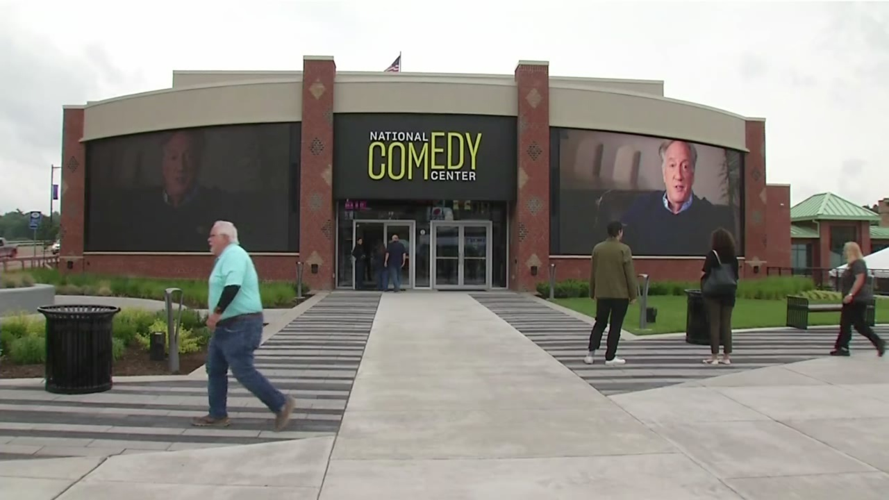 NY lawmakers push for recognition for National Comedy Center