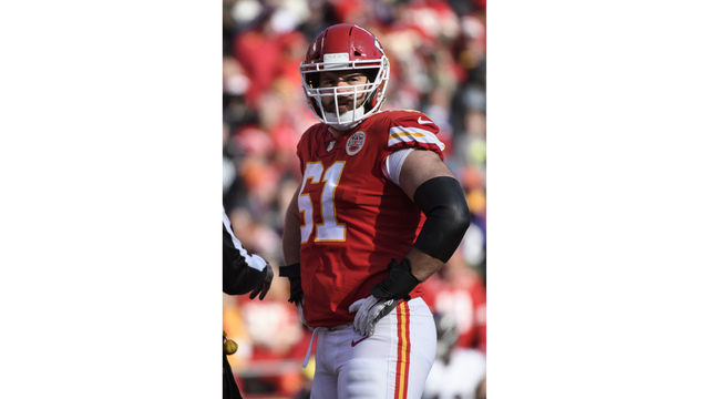 Reports: Chiefs Center Mitch Morse Intends To Sign With the Bills