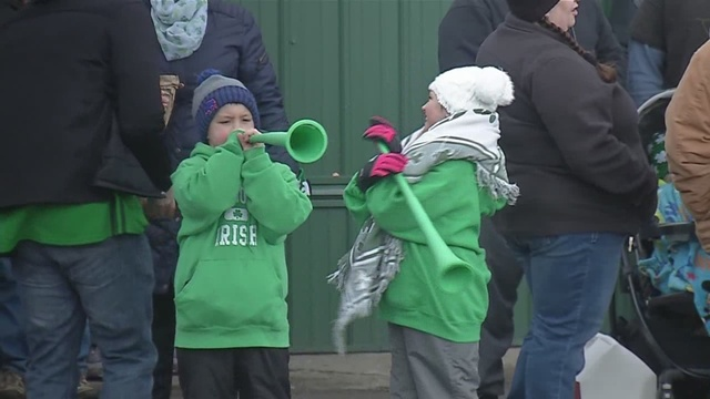 St. Patrick's Parade celebrated in Old Neighborhood