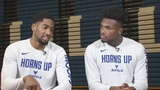 Dancing with the Bulls Tournament Special: Title talk with CJ Massinburg & Nick Perkins