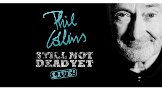 Phil Collins to perform at KeyBank Center in October