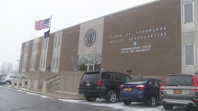 Two paramedics arrested for allegedly stealing prescription drugs from Tonawanda Police HQ