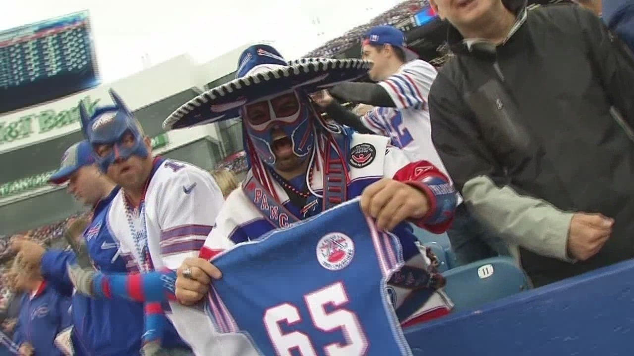 bills superfan pancho billa says he will not be able to
