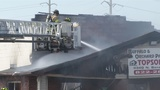 Victim in fire at Buffalo & Orchard Park Topsoil in critical condition at ECMC